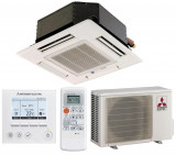 Сплит система кассетная Mitsubishi Electric  PLA-RP71BA/PU-P71YHA Mr.Slim Standard Inverter