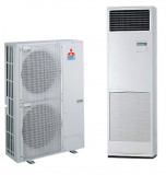 Колонный кондиционер Mitsubishi Electric PSA-RP100GA/PUHZ-P100VHA Mr.Slim Standard Inverter